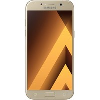Telefon mobil Samsung Galaxy A5 (2017) 4G, Gold, RAM 3GB, Stocare 32GB
