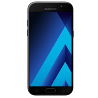 Telefon mobil Samsung Galaxy A5 (2017) 4G, RAM 3GB, Stocare 32GB, Black