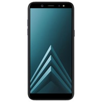 Telefon mobil Samsung Galaxy A6 (2018) Dual Sim 4G, Black, 5.6'', RAM 3GB, Stocare 32GB, Black