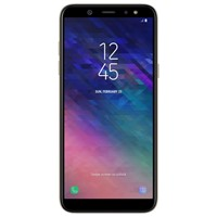 Telefon mobil Samsung Galaxy A6 Plus (2018) Dual Sim 4G, Gold, 6.0'', RAM 3GB, Stocare 32GB