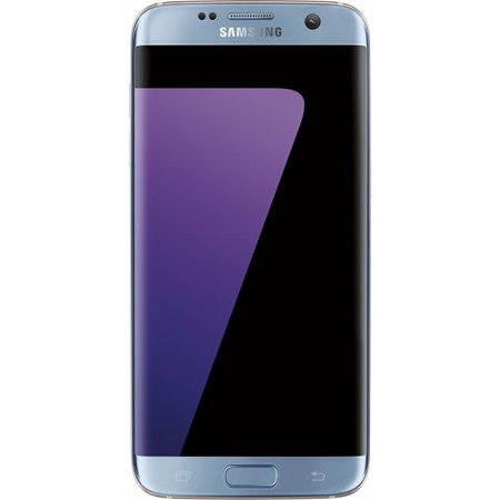 Telefon mobil Samsung G935F Galaxy S7 EDGE 32GB  4G, Blue, 5.5'', RAM 4GB, Stocare 32GB, Camera 5MP/12MP