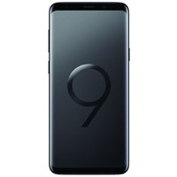 Telefon mobil Samsung G965F Galaxy S9 Plus Dual Sim LTE, Black, RAM 6GB, Stocare 64GB, Black