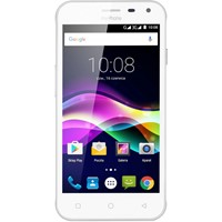 "Telefon mobil MyPhone Fun5 Dual Sim, 5"", Ram 1GB, Stocare 8GB, Camera 5MP, White"