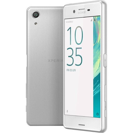 Telefon mobil Sony Xperia X Performance, RAM 3GB, Stocare 32GB, White