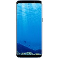 Telefon mobil Samsung G955F Galaxy S8 PLUS Dual Sim, Blue, 4G, RAM 4GB, Stocare 64GB