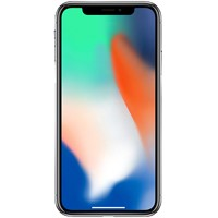 Telefon mobil iPhone X 64GB Silver