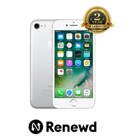 Telefon mobil Apple Renewd iPhone 7 32GB Silver
