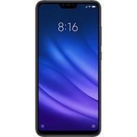 Telefon mobil Xiaomi Mi8 Lite, RAM 6GB, Stocare 128GB, Midnight Black