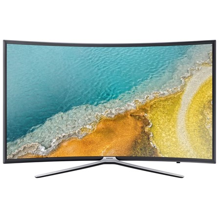 Televizor LED Samsung 55K6372, Curbat, Smart TV, 139 cm, Full HD, Wi-Fi, Negru
