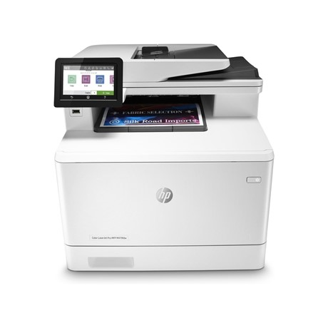 Multifunctional laser color HP M479FDW, A4, Fax, Retea, Wireless, Duplex