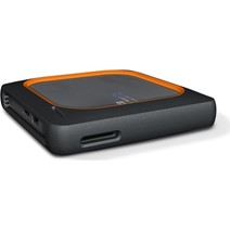 "SSD extern WD My Passport Wireless, 2.5"", 1TB, negru"