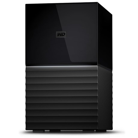 "HDD extern WD My Book Duo, 20TB, 3,5"" USB 3.0, Negru"