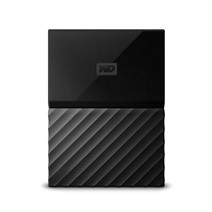 HDD Extern WD My Passport, 2TB, 2,5 USB 3.0, Negru