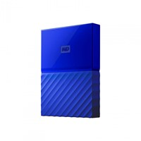 "HDD extern WD My Passport, 3TB, 2,5"" USB 3.0, albastru"