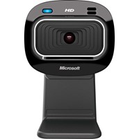 Webcam Camera Web Microsoft Life Cam Hd-3000, USB