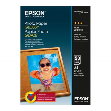 Epson Photo Paper Glossy C13S042539