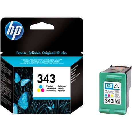 Cartus inkjet HP C8766EE, tricolor, 7 ml