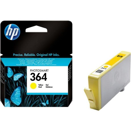 Cartus cerneala HP 364 Yellow - CB320EE