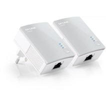 Kit Adaptor TP-Link Powerline Ethernet 500Mbps TL-PA4010KIT