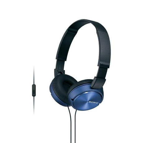 Casti Sony MDRZX310APL blue