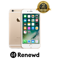 Telefon mobil Renewd Apple iPhone 6S 64GB Gold
