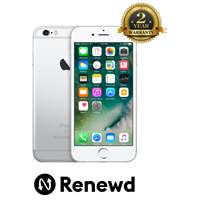 Telefon mobil Renewd Apple iPhone 6S 64GB Silver