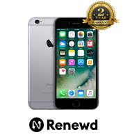 Telefon mobil Renewd Apple iPhone 6S 16GB Space Gray