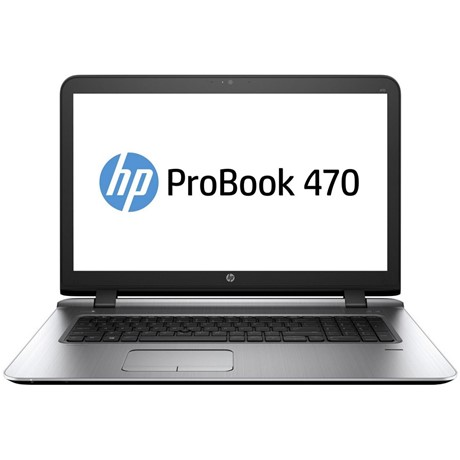 Laptop HP ProBook 470 G3, 17.3 inch, Intel Core i3-6100U, video AMD Radeon R7-M340 1GB, RAM 4GB, HDD 1TB, Windows 10 Home 64