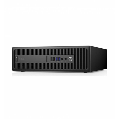 Sistem Desktop HP ProDesk 600 G2 SFF, Intel Core i3-6100, RAM 4GB DDR4, HDD 500GB, FreeDOS 2.0