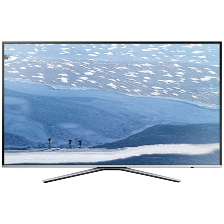 Televizor LED Samsung 55KU6402, Smart, 138 cm, 4K Ultra HD, Argintiu
