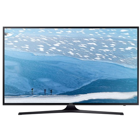 Televizor LED Samsung, 50KU6092, 125 cm, Smart, 4K Ultra HD, Wi-Fi integrat, LAN, Negru