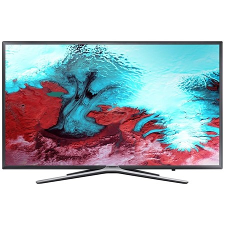 Televizor LED Samsung 55K5502, 138 cm, Smart, Full HD, LAN, Wi-Fi integrat, Dark Titan