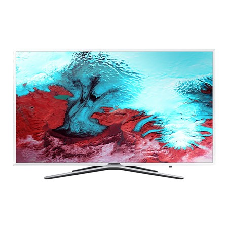 Televizor LED Samsung 55K5582, Smart 139 cm, Full HD, Alb
