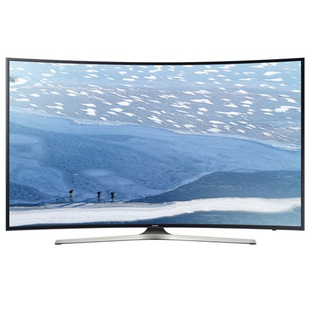Televizor LED Smart Samsung 55KU6472, 138 cm, 4K Ultra HD, Argintiu