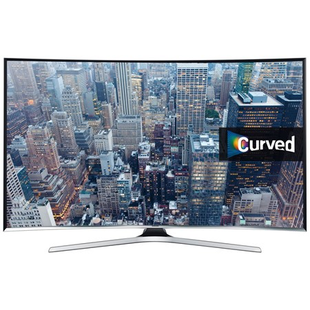 Televizor LED Samsung UE40J6300 Smart, Full HD, Design Curbat, 101 cm