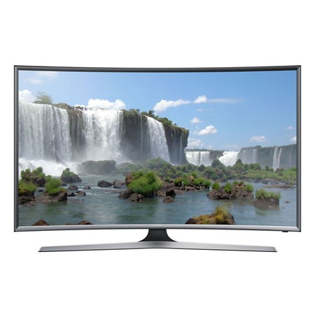 Televizor LED Samsung UE40J6300, 101 cm, Full HD, Smart TV, Design Curbat, Wi-Fi, Negru