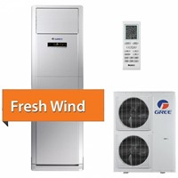 Aer conditionat Coloana Gree FRESH WIND GVH48AH-M3DNA5A