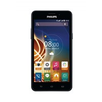 Telefon mobil Philips V526, Dual Sim, 8Gb, 4G, Blue Black