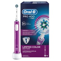 Periuta electrica Oral B PRO 400 Cross Action Purple