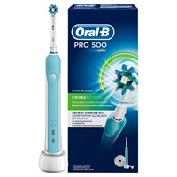 Periuta electrica Oral B PRO 500 Cross Action