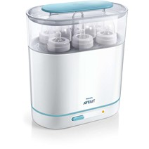 3-IN-1 Sterilizator electric cu aburi Philips-AVENT , 220V