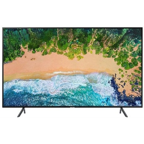 Televizor LED Samsung 40NU7192, 101 cm, Ultra HD 4K, Smart TV, WiFi, CI+, Clasa energetica A, Negru