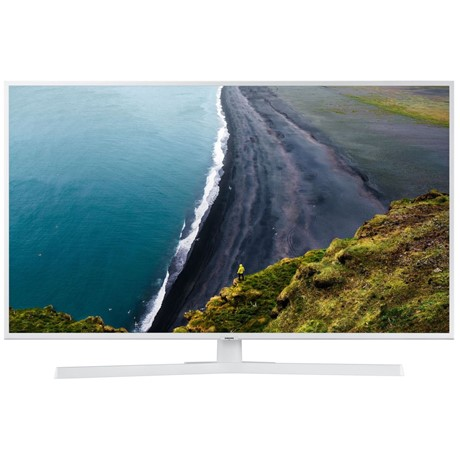 Televizor LED Samsung 43RU7412, 108 cm, 4K UHD, PQI 1900, Dolby Digital Plus, Smart TV, Procesor Quad Core, Wi-Fi, Bluetooth, CI+, Clasa energetica A, Alb