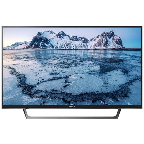 "Televizor LED Sony BRAVIA KDL40WE665, 101 cm (40""), Full HD, Smart TV, Clear Audio+, Wi-Fi, Clasa energetica A+, Negru"