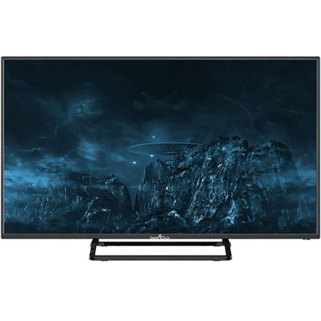 Televizor LED Smart Tech LE-40P28SA41, 101 cm, Full HD, Smart TV, Sunet stereo, Wi-Fi, Slot CI+, Negru